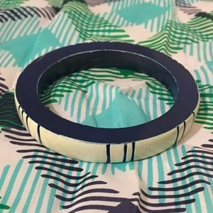 Vintage painted bangle
